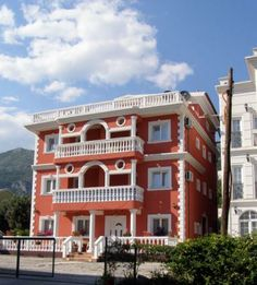 Hotel Angelo Gabriel, Buljarica, Montenegro Spend your perfect holiday in a beautiful Montenegro. Look and reserve http://www.holidaysaccommodations.com/property/907/overview/hotel-angelo-gabriel
