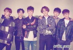 [RiverRiver] B2ST - cr: 6a_seob - Please do not reupload the magazine scans onto Twitter.