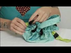 Sewing Jewelry Bags : Fabric Tips for Jewelry Bags
