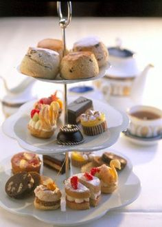 The Lady's Patisserie Afternoon Tea at The Bentley Hotel London - AfternoonTea.co.uk
