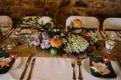 Autumn wedding top table decoration by Tupelo Tree - barn wedding - Wedderburn Barns Autumn Wedding, Boho Wedding, Rustic Wedding, Barn Wedding Flowers, Tupelo Tree, Wedding Top Table, Table Centerpieces, Table Decorations, Centre Pieces
