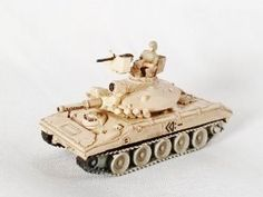 1/144 TOMY TAKARA World Tank Museum WTM S9 TANK Figure Model US M551 Sheridan SAND YELLOW