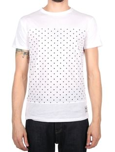 """Dot n Roll Tee [white] *** IRIEDAILY """"Fight for your Ride"""" - Early Fall 2015 Collection OUT NOW: http://www.iriedaily.de/blog/iriedaily-early-fall-2015-collection-out-now-2/"""
