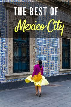 I was extraordinarily impressed with Mexico City during my trip there with AFAR Magazine. Here are the top five reasons you should go there.
