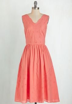 31b3f13f2 Follow Glee Dress. Embark on a pursuit of vintage-inspired delight by  slipping into