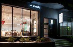 Kyoto Wok-Cafe - Interior Design & Branding