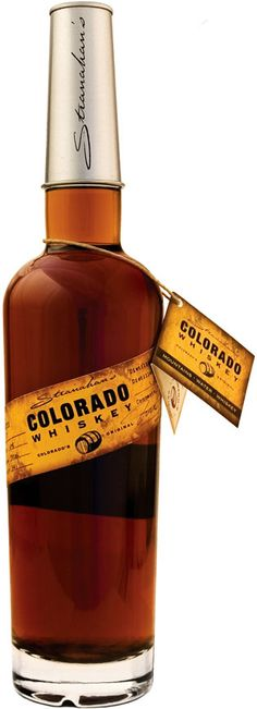 Stranahan's Colorado Whiskey - a really interesting craft whiskey that has…