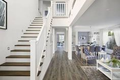 Image result for hamptons style stairs