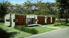 Besonias Almeida Arquitectos   Casa Hudson - Besonias Almeida Arquitectos