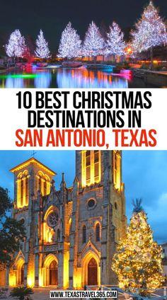 Boston Travel, Texas Travel, Florida Travel, New York Travel, California Travel, Travel Usa, Christmas Destinations, Road Trip Destinations, Texas Tourism