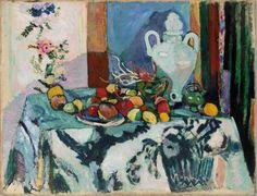 Henri Matisse - Blue Still Life