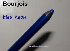Bourjois Contour Clubbing Waterproof Eyeliner Pencil Bleu Neon