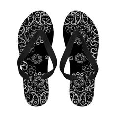 Black paisley bandanna sandals other available colors to chose from