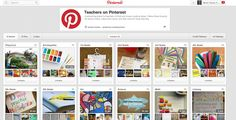 Pinterest for Teachers
