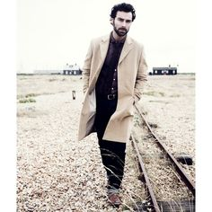 Aidan Turner Covers the Sophomore Issue of Article Magazine ❤ liked on Polyvore featuring backgrounds, people, men, boys and image