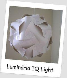Apartamento Alugado: DIY: Luminária Pendente