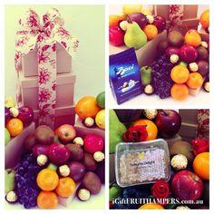 Fruit Hampers Basket Gifts Delivered