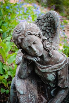 sorrowful angel by Eastern Trend Collective.