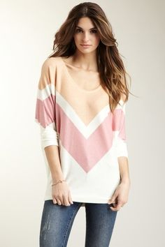 zigzag//. Great outfit for just hanging out