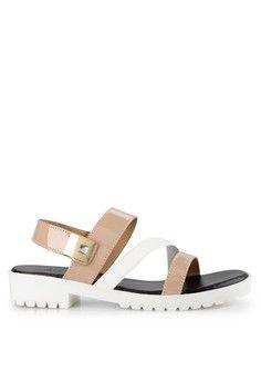 Wanita Sepatu Sandal Heels Lucya 04L CARVIL