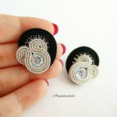 "Páči sa mi to: 112, komentáre: 2 – AryannaJewels (@aryannajewels) na Instagrame: ""Dei piccoli super eleganti #aryannajewels #orecchini #earring #earringlove #handmade #crystal…"""