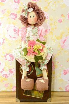 Coleção Queridas - Sissy (projeto) - Casinha de Bonecas