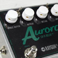 Aurora Lofi Delay V2 | RayGun FX