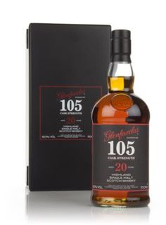 Glenfarclas 105 20 Year Old: Had no idea this was a thing. Must have.