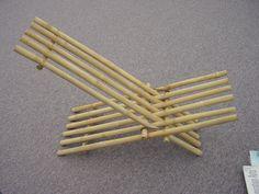 bamboo folding chairs - Pesquisa Google