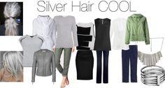 Silver Hair: Cool Neutrals