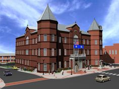 We call it Trigg County's Folly - the new Justice Center