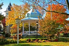 Ligonier, PA- Looks like Stars Hollow from Gilmore Girls!!