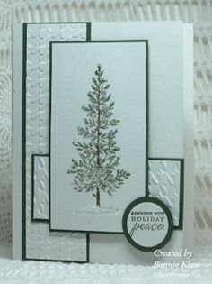 Stamping with Klass: Lovely as a Tree