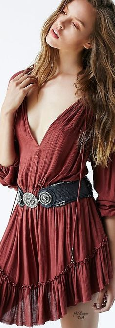 ╰☆╮Boho chic bohemian boho style hippy hippie chic bohème vibe gypsy fashion indie folk the 70s . ╰☆╮- great belt