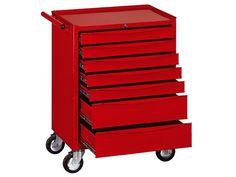 Wózek warsztatowy 7 szuflad 230 narzędzi TengTools + GRATIS TENG_230  Wózki narzędziowe TENG-230 TENG_230 I