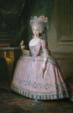 1785 - Carlota Joaquina Rainha de Portugal, Brasil e Algarves , nee Princesa de Espanha