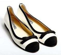 I have some very similar to these flats Chanel Ballerina, Ballerina Shoes,  Ballet Shoes 6bad8f16b00