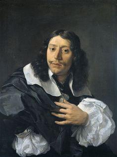Dujardin Karel -Self Portrait.
