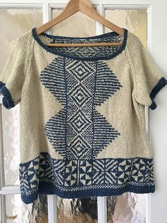 Ravelry: Project Gallery for Tribe pattern by Marie Wallin