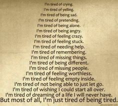 ptsd depression quotes with images | PTSD Quotes | ptsd quotes ~ I recognize this list, and I'm doing ...