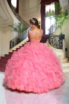 Royale Collection Style #41205 #quinceaneradress #mis quince #quinceañera #vestidosdequince #quinceaneramall