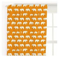 window panel organic elephants collection