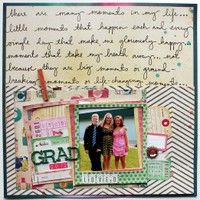 Grad 2012 by Fleursbydesign from our Scrapbooking Gallery originally submitted 05/04/13 at 03:04 PM
