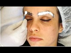 3D MICROBLADING Eyebrows - Before | After