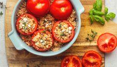 Moje obľúbené tipy, ako pripraviť kuskus. Robím ho naslano aj nasladko! – Tchibo Feta, Vegetables, Bulgur, Vegetable Recipes