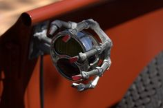 Rat Rod tail light by dean-photography, via Flickr