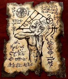 Mysteries of Yahlgan by MrZarono.deviantart.com on @DeviantArt