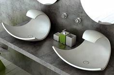 Özel evye ve lavabo tasarımları