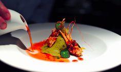 Santa Barbara Spot Prawns / 17 Stunning Photos Of Chef Charlie Trotter's Food (via BuzzFeed)