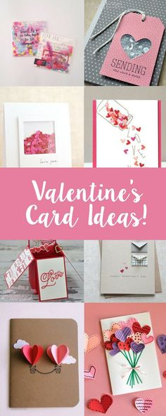 Discover Inspiration For Your Handmade Valentineu0027s Day Cards With Our Top 5  Ideas To Really Catch Gallery
